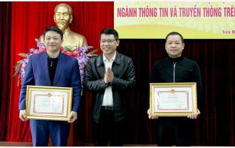 Sở Thông tin và Truyền thông tỉnh Yên Bái triển khai nhiệm vụ 2021