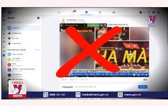 Ngăn chặn thông tin xấu độc trước Đại hội XIII của Đảng