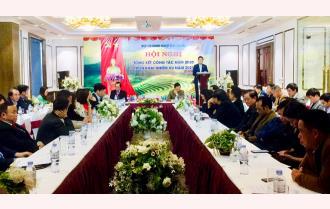 Hiệp hội Doanh nghiệp tỉnh Yên Bái: Đóng góp hoàn thành