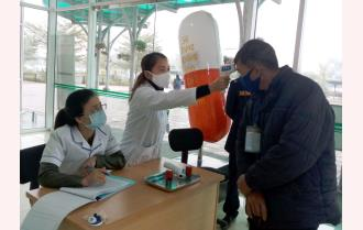 Ngành y tế Yên Bái đi đầu phòng, chống dịch Covid-19