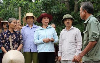 Việt Thành - nông thôn mới Đảng mạnh, dân giàu