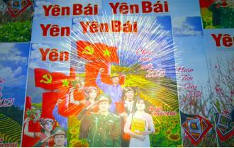 Báo Yên Bái Xuân Tân Sửu - 2021: Góp thêm hương vị tết Việt
