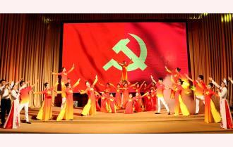 Yên Bái long trọng tổ chức Chương trình chào mừng thành công Đại hội XIII của Đảng và kỷ niệm 91 năm Ngày thành lập Đảng Cộng sản Việt Nam