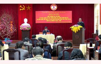 Yên Bái: Mặt trận Tổ quốc tỉnh Hiệp thương thỏa thuận cơ cấu, thành phần, số lượng người ứng cử đại biểu Quốc hội khóa XV và HĐND tỉnh khóa XIX