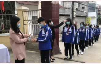 Yên Bái đảm bảo an toàn phòng dịch bệnh Covid-19 trong trường học