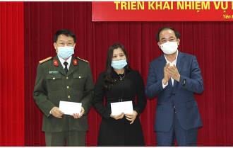Ban Chỉ đạo 35 tỉnh Yên Bái triển khai nhiệm vụ năm 2021