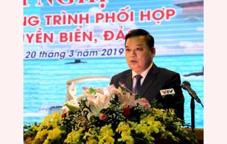 Phát biểu của Phó Bí thư Thường trực Tỉnh ủy Dương Văn Thống tại Hội nghị ký kết chương trình phối hợp tuyên truyền biển, đảo giữa Tỉnh ủy Yên Bái và Đảng ủy Quân chủng Hải quân