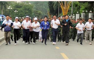 Yên Bái tổ chức Ngày chạy Olympic vì sức khỏe toàn dân