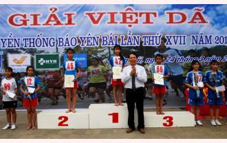 Đoàn Văn Yên giành trọn bộ huy chương nội dung nữ trẻ