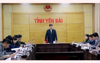 Yên Bái: Đề nghị tặng Cờ thi đua của Chính phủ cho 12 tập thể