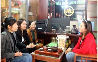 Hội Phụ nữ Yên Bái nâng cao chất lượng cuộc sống cho hội viên