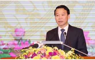Phát biểu chỉ đạo của Bí thư Tỉnh ủy Đỗ Đức Duy tại Hội nghị đánh giá kết quả 3 năm thực hiện Đề án 11 của Tỉnh ủy