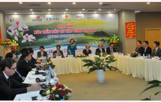 Tỉnh Yên Bái tổ chức Hội nghị xúc tiến đầu tư với các doanh nghiệp Hàn Quốc
