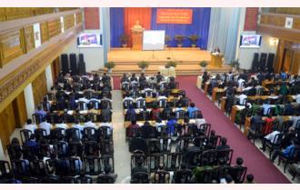 Xem bài nói chuyện của giáo sư Hoàng Chí Bảo về tư tưởng, đạo đức, phong cách Hồ Chí Minh