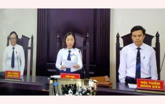 Lê Duy Phong bị tuyên phạt 3 năm tù giam