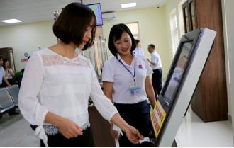 Bộ phận Phục vụ hành chính công cấp huyện, xã đi vào hoạt động: Bước tiến lớn về cải cách hành chính