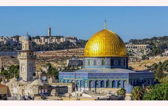 Thánh đường Hồi giáo hơn 2.000 năm cháy cùng lúc với Nhà thờ Đức Bà Paris