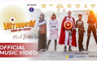 Chính thức ra mắt music video