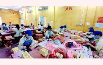Yên Bái: Rộn rã công trường tháng Tư
