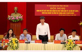 UBND tỉnh Yên Bái triển khai nhiệm vụ quý II: Linh hoạt, chủ động thực hiện các giải pháp trong kịch bản phát triển kinh tế