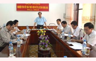 Lễ công bố và đón nhận giấy chứng nhận nhãn hiệu Suối Giàng - Yên Bái dự kiến tổ chức vào cuối tháng 5