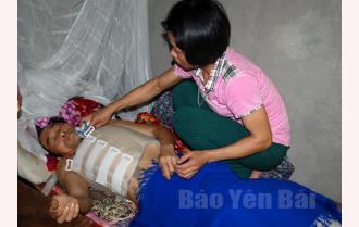Cần những tấm lòng hảo tâm giúp đỡ gia đình anh Tuấn