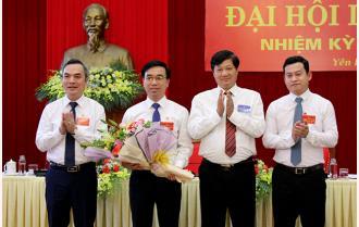 Đại hội Đảng bộ Văn phòng Đoàn ĐBQH, HĐND, UBND tỉnh Yên Bái lần thứ II