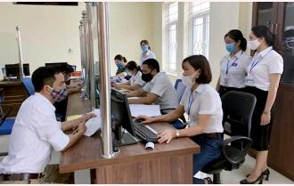 Yên Bái cải cách hành chính, nâng cao chất lượng phục vụ