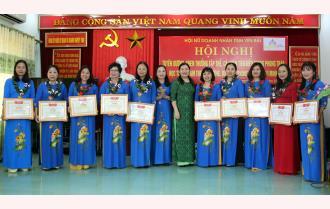 Hội Nữ doanh nhân Yên Bái: Tuyên dương tập thể, cá nhân tiêu biểu trong học tập và làm theo tư tưởng, đạo đức, phong cách Hồ Chí Minh