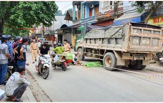 Thành phố Yên Bái: Tai nạn giao thông, 1 người tử vong tại chỗ