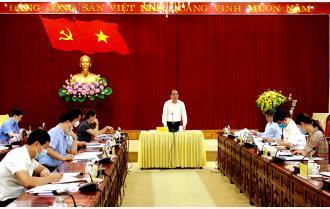 Tỉnh ủy Yên Bái lấy ý kiến tham gia Chương trình hành động thực hiện Nghị quyết Đại hội XIII của Đảng