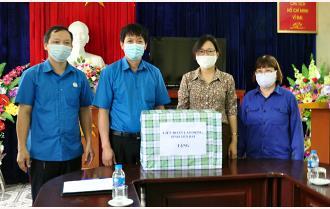 Liên đoàn lao động thành phố Yên Bái: Hướng về cơ sở vì người lao động