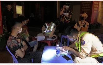 Yên Bái: Phát hiện, ngăn chặn kịp thời nhóm thanh niên tụ tập, gây mất trật tự an toàn giao thông