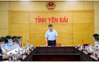 Hội nghị thông qua biên bản tổng kết cuộc bầu cử đại biểu Hội đồng nhân dân tỉnh Yên Bái khóa XIX, nhiệm kỳ 2021 - 2026