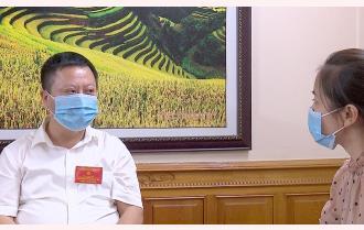 Giám đốc Sở Nội vụ Yên Bái thông tin sơ bộ: Yên Bái đã hoàn thành cuộc bầu cử