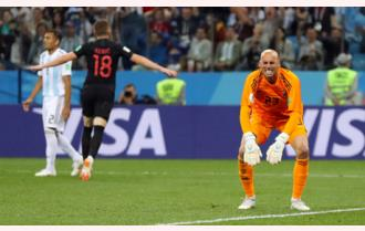 Croatia đẩy Argentina vào cửa tử