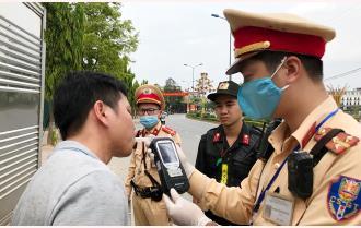 Yên Bái: Xử lý gần 6.630 trường hợp vi phạm Luật Giao thông đường bộ