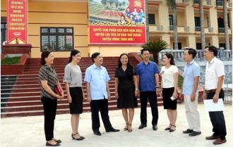 Chuyển biến trong công tác xây dựng Đảng ở Lục Yên