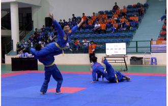 Khai mạc Giải vô địch các đội mạnh Vovinam toàn quốc lần XI tại Yên Bái