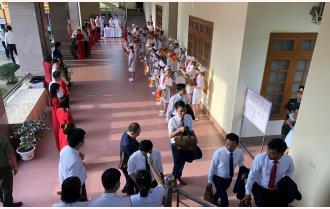 Đại biểu dự Đại hội đại biểu Đảng bộ huyện Văn Yên bày tỏ niềm vui và trách nhiệm trước thềm đại hội