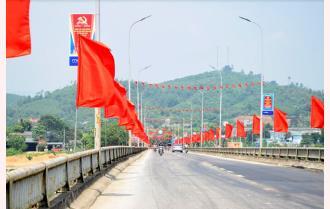Vui mừng quê hương Yên Bái đổi thay