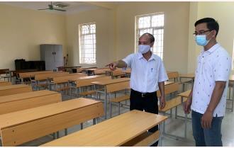Yên Bái sẵn sàng cho Kỳ thi tuyển sinh lớp 10