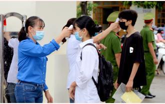 Gần 8.600 thí sinh Yên Bái bắt đầu kỳ thi tuyển sinh lớp 10 THPT