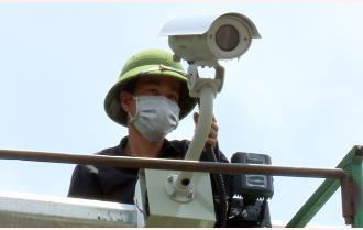 """Camera giám sát đô thị thông minh – """"mắt thần"""" an ninh ở Yên Bái"""