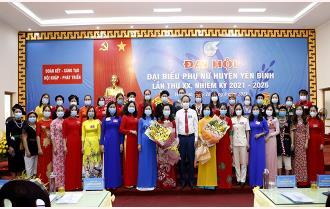 Đại hội đại biểu Phụ nữ huyện Yên Bình lần thứ 20, nhiệm kỳ 2021-2026