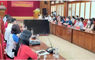 Yên Bái: Gặp mặt giáo viên chuyển công tác từ vùng đặc biệt khó khăn về các huyện, thị xã, thành phố trên địa bàn tỉnh