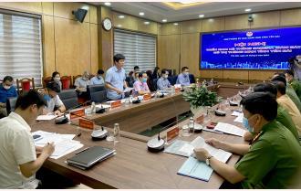 Hội nghị triển khai hệ thống camera giám sát đô thị thông minh tỉnh Yên Bái