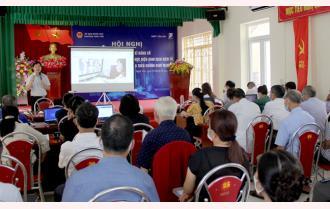 Phường Minh Tân: Tập huấn nâng cao kỹ năng số sử dụng dịch vụ công trực tuyến