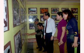 Yên Bái triển lãm ảnh kỷ niệm 70 năm Ngày Thương binh – Liệt sỹ