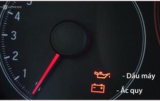 Những đèn cảnh báo tài xế phải dừng xe ngay khi nhìn thấy